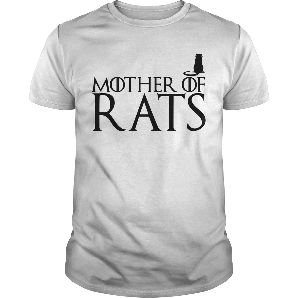 Game Of Thrones Mother Of Rats Shirt