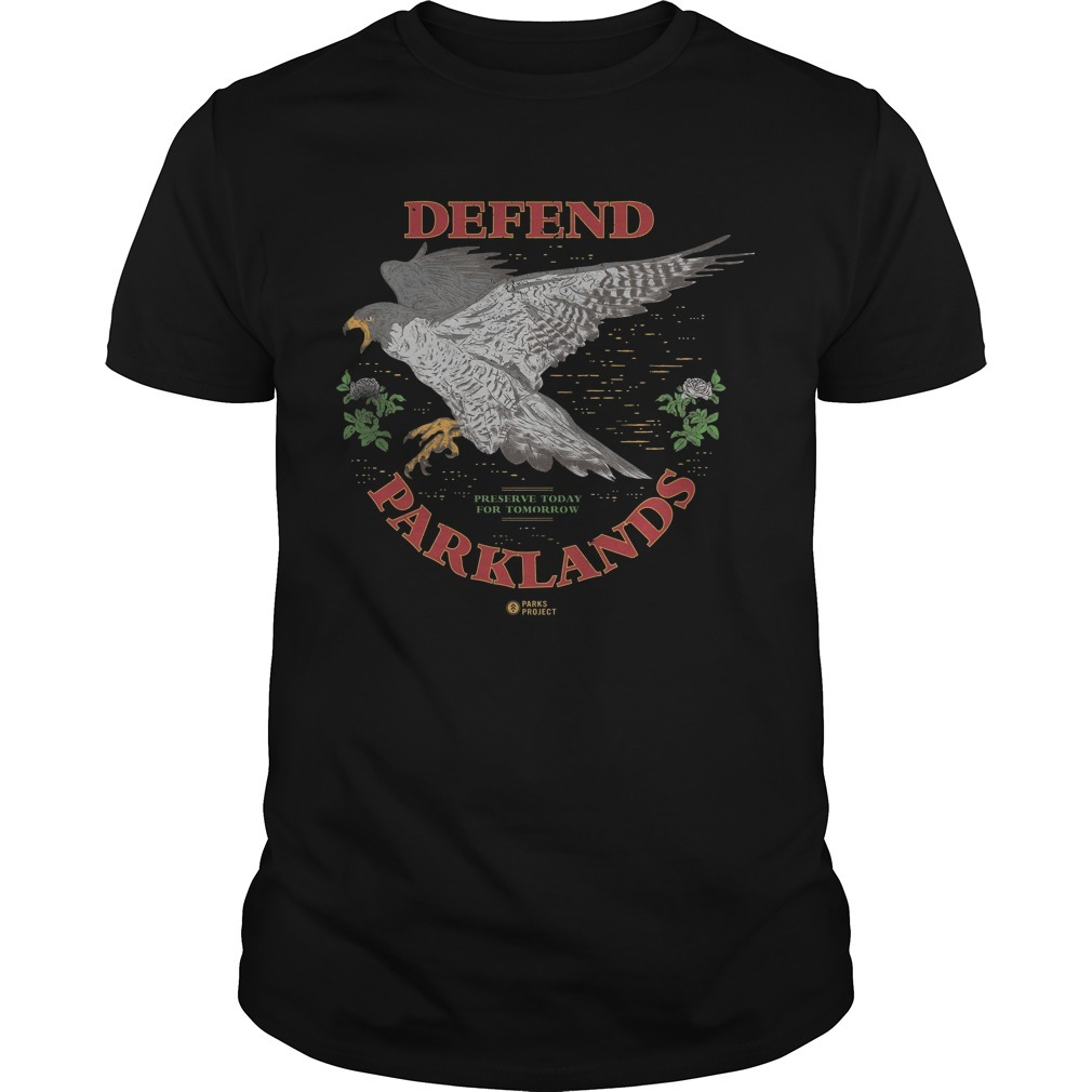 Greta Van Fleet Defend Parklands Shirt