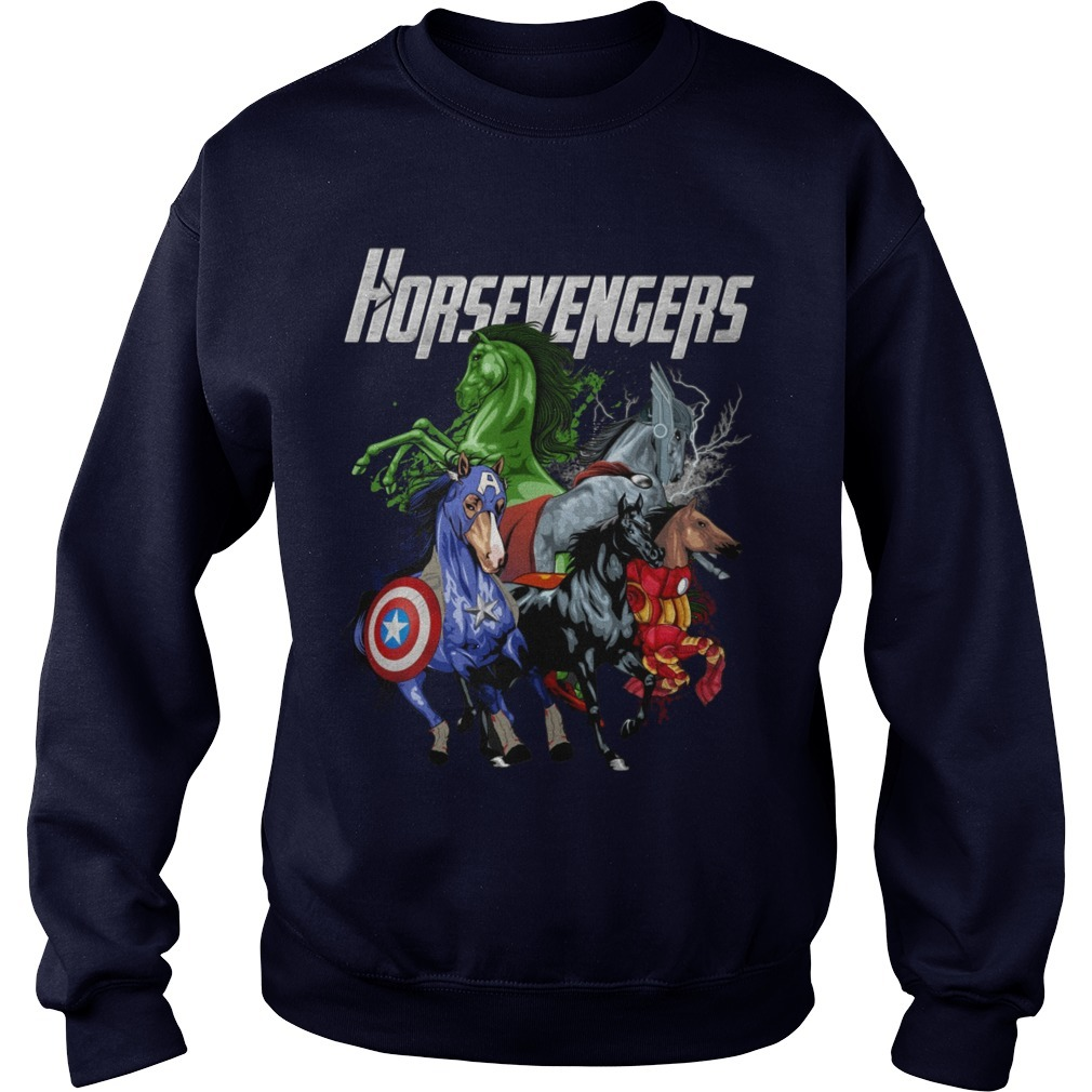 Horesevengers Sweater