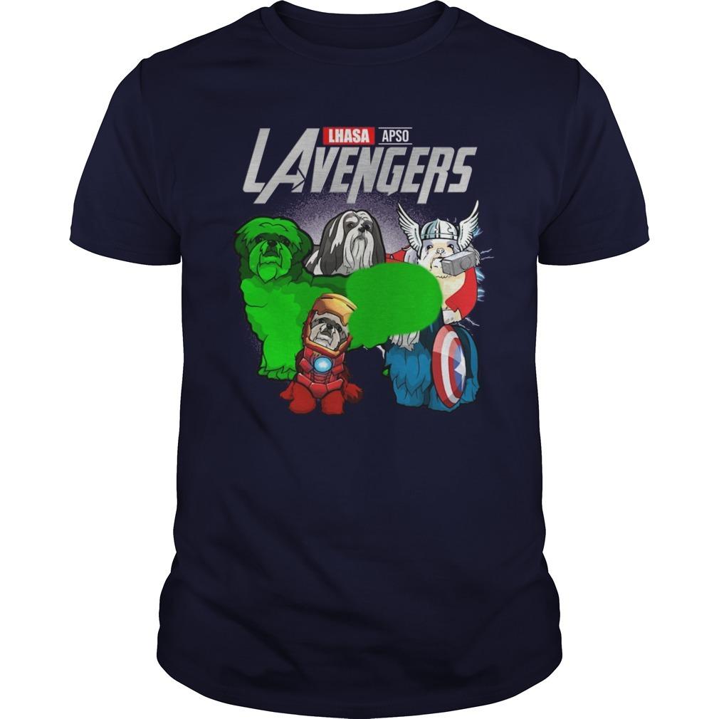 Lhasa Apso Lavengers Shirt