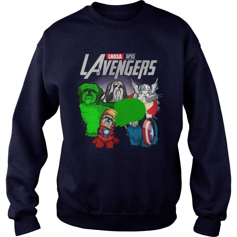 Lhasa Apso Lavengers Sweater