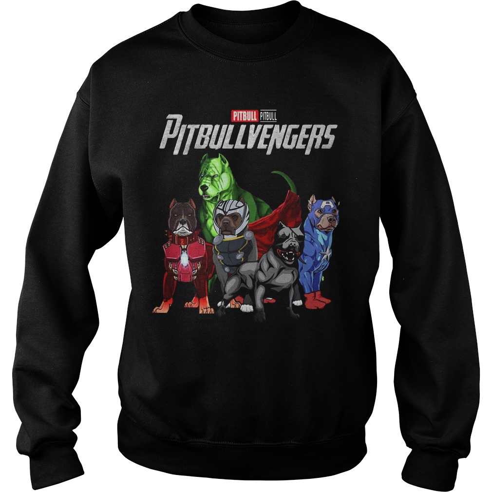 Pitbull Pitbullvengers Sweater