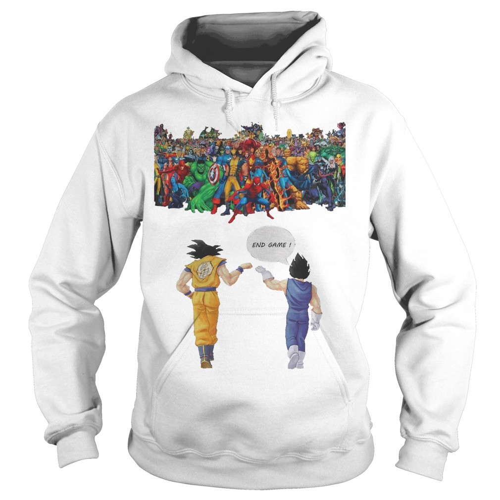 Songoku End Game Z Shirt