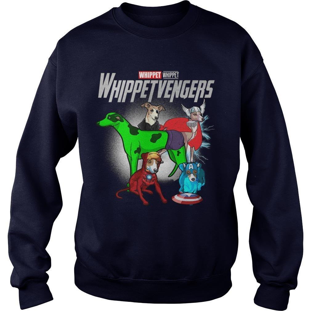 Whippet Whippetvengers Sweater