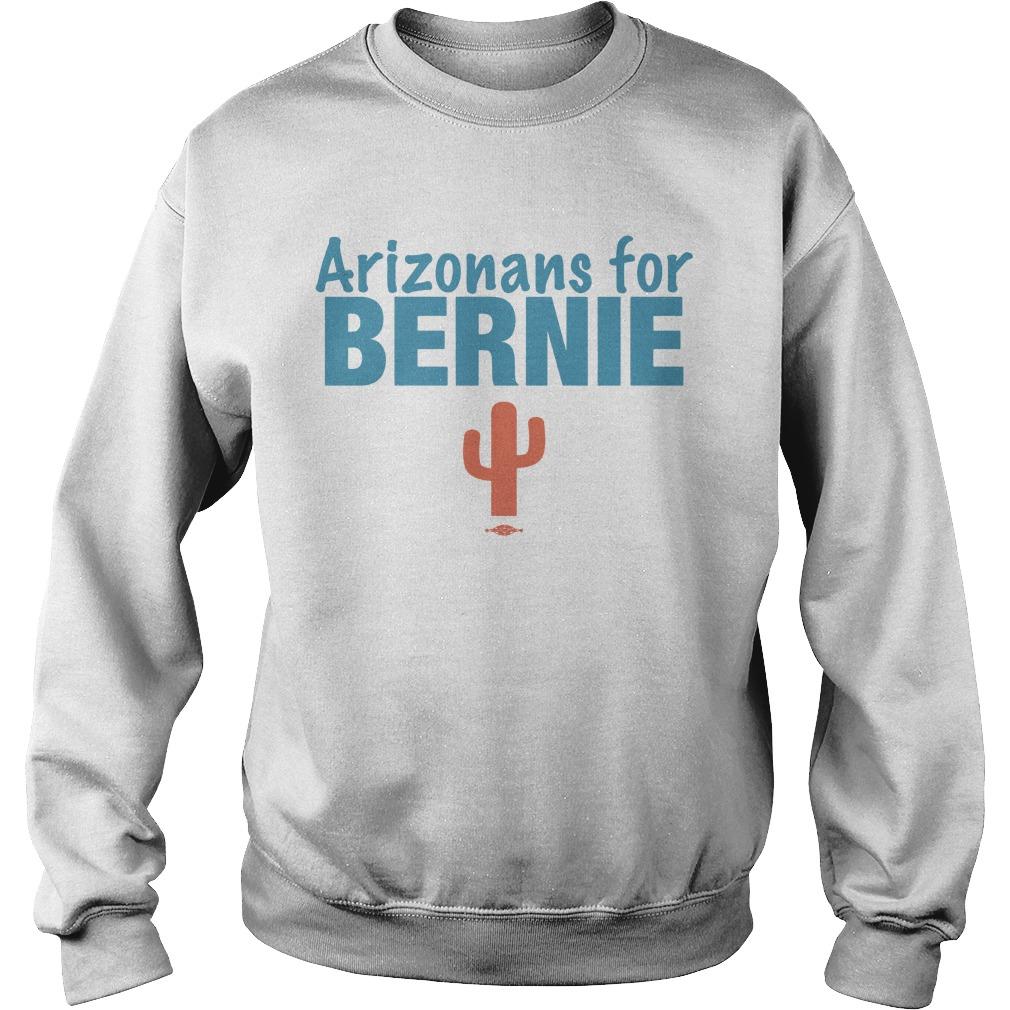 Arizonans For Bernie Sweater