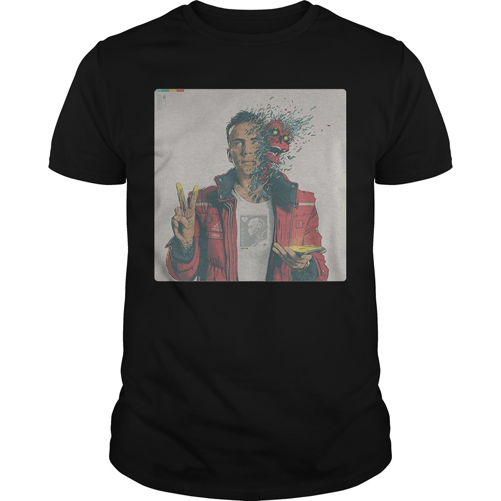 Bobby Bestseller Confessions Of A Dangerous Mind Album Black Shirt