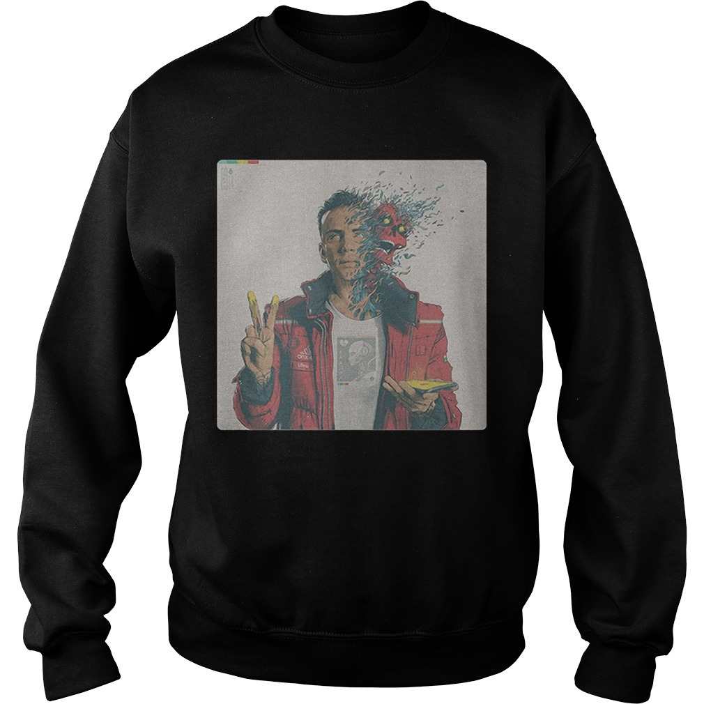 Bobby Bestseller Confessions Of A Dangerous Mind Album Black Sweater