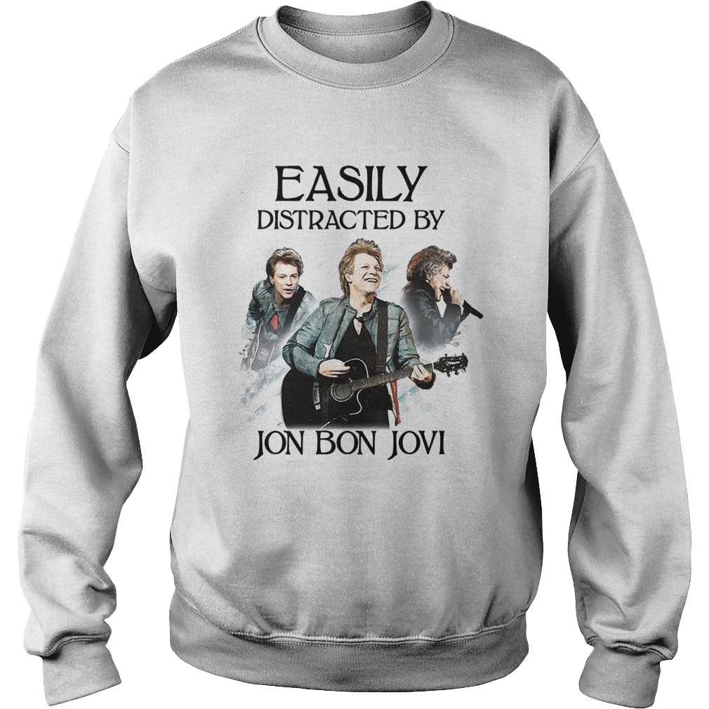 Easily Distracted By Jon Bovi Shirt