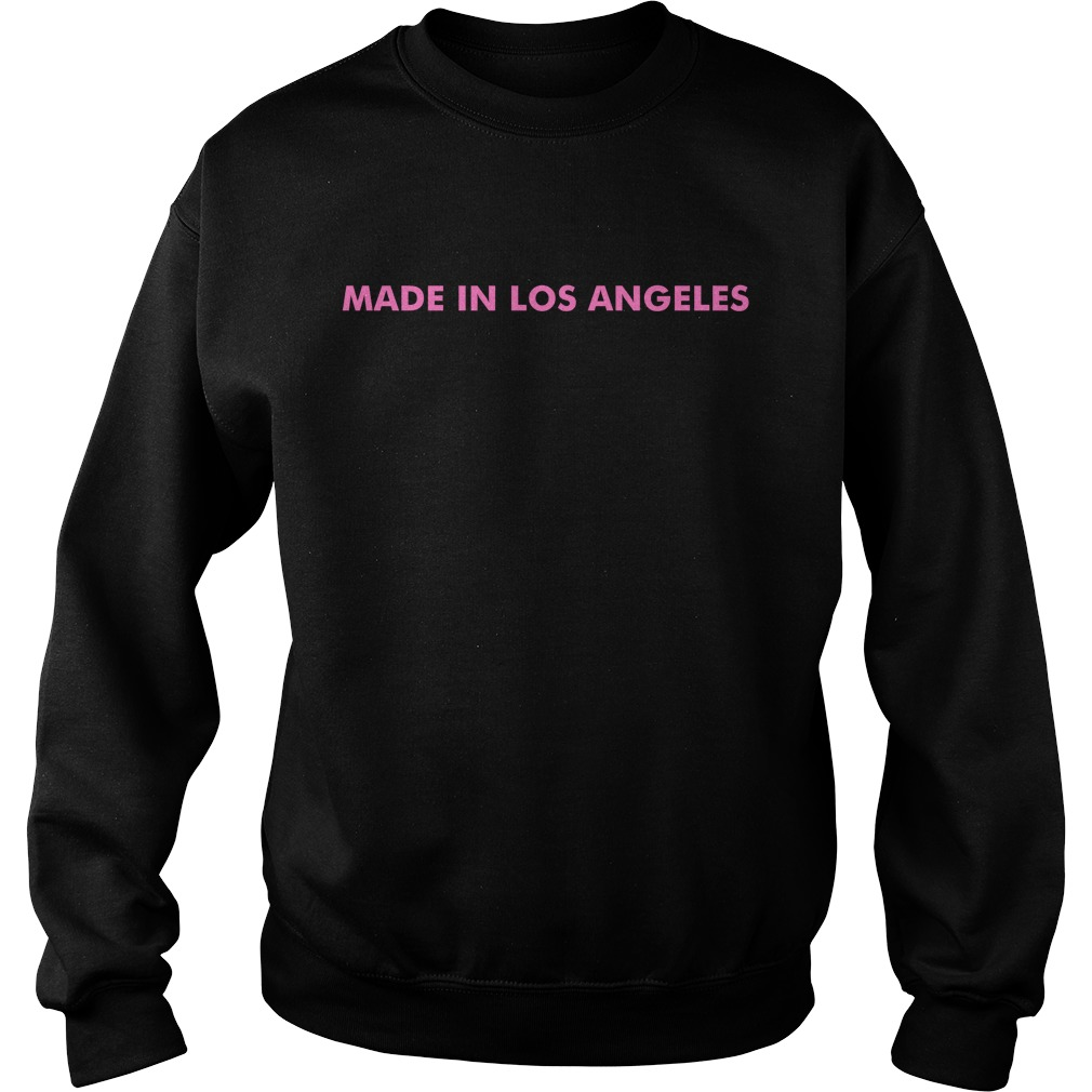 Knj Made In Los Angeles You Already Know Whats Up Sweater