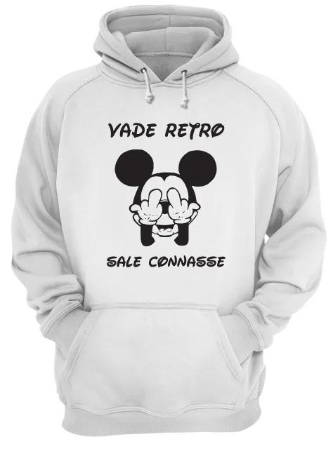 Mickey Vade Retro Sale Connasse Hoodie