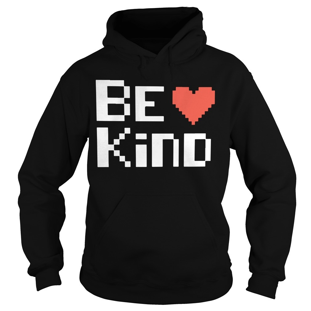 Chase Masterson Be Kind Hoodie