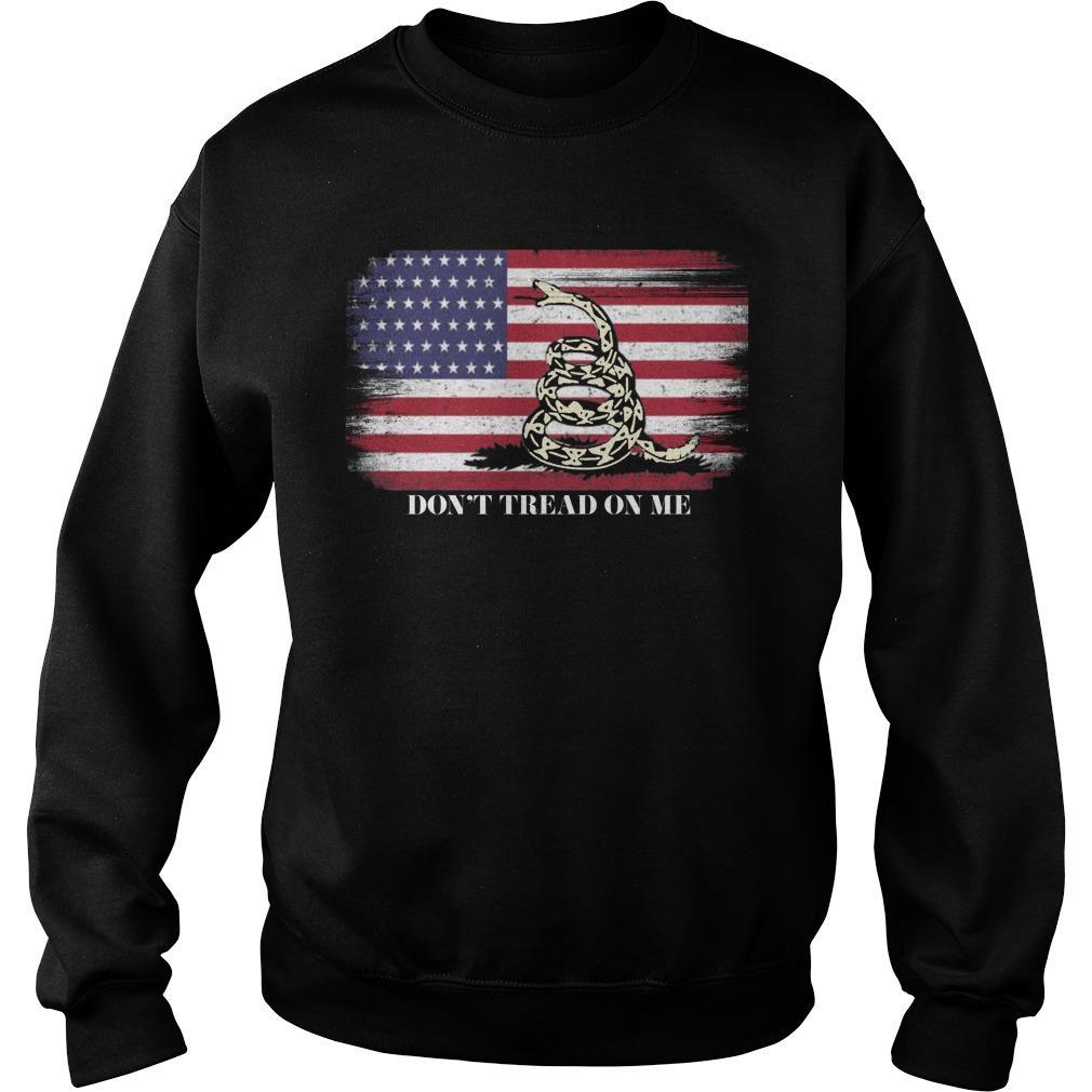 Chris Pratt Don't Tread On Me Sweater