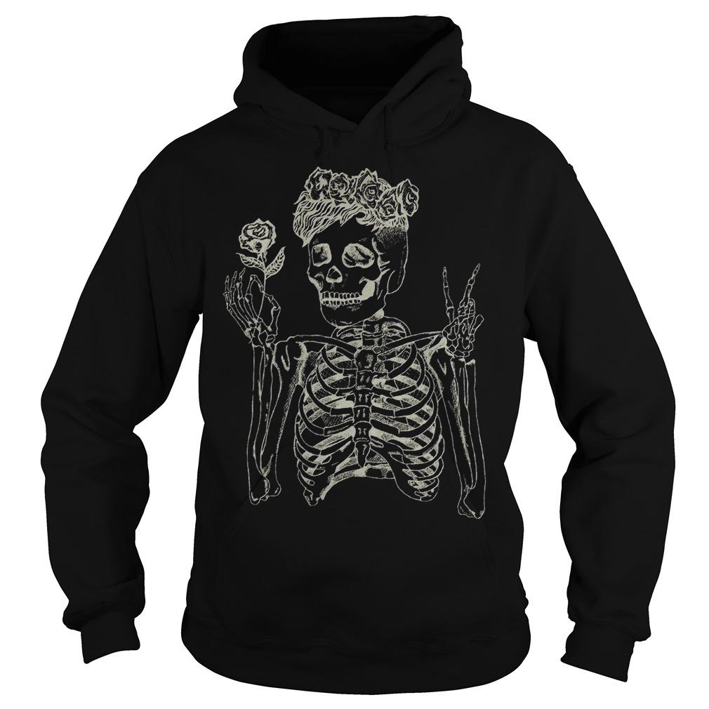 Daniel Howell Skeleton Hoodie