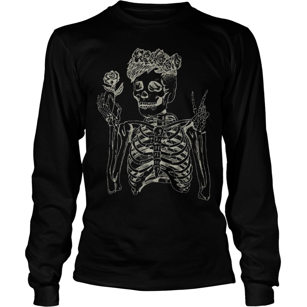 Daniel Howell Skeleton Longsleeve