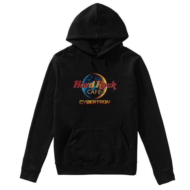 Hard Rock Cafe Cybertron Transformer Hoodie