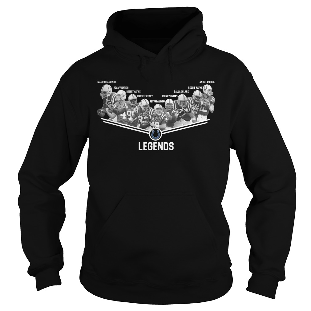 Indianapolis Colts Legends Hoodie