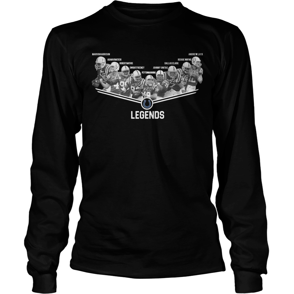 Indianapolis Colts Legends Longsleeve