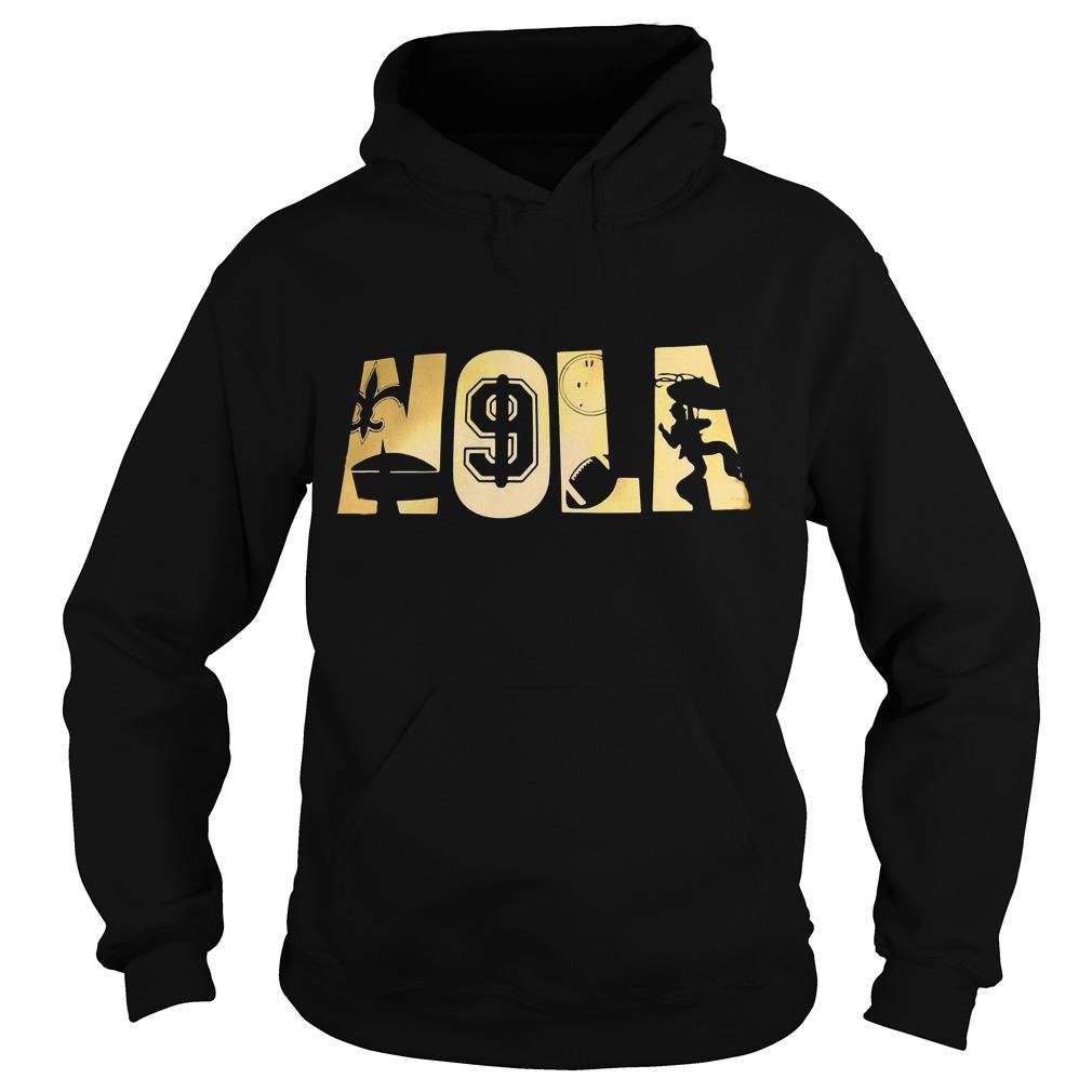 N9LA Hoodie