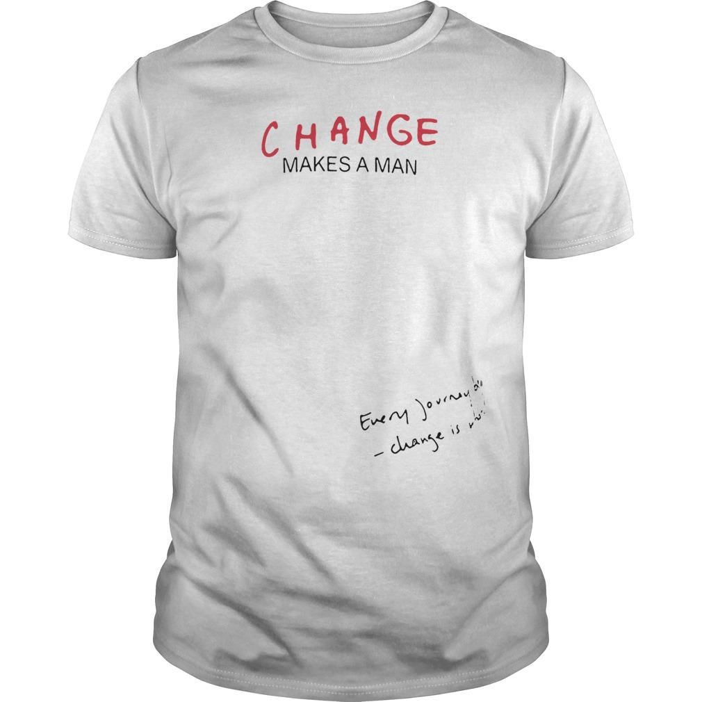 Ermenegildo Zegna Change Makes A Man Shirt