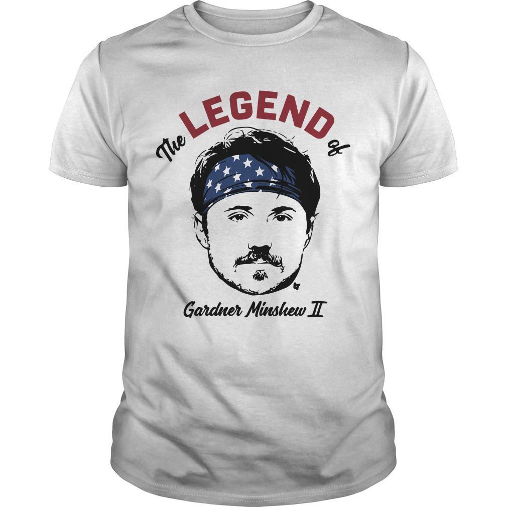 The Legend Of Gardner Minshew II Shirt