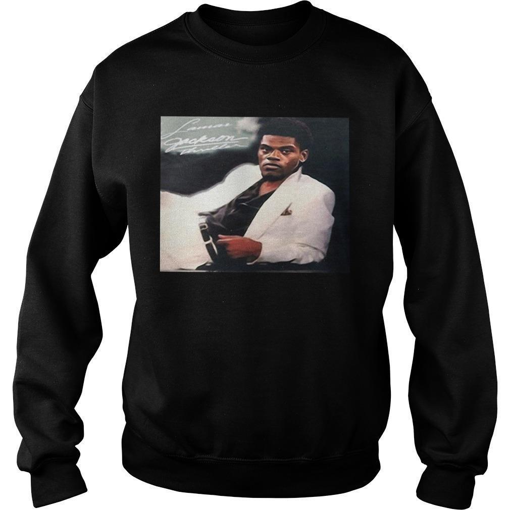 Matt Skura Lamar Jackson Thriller Sweater