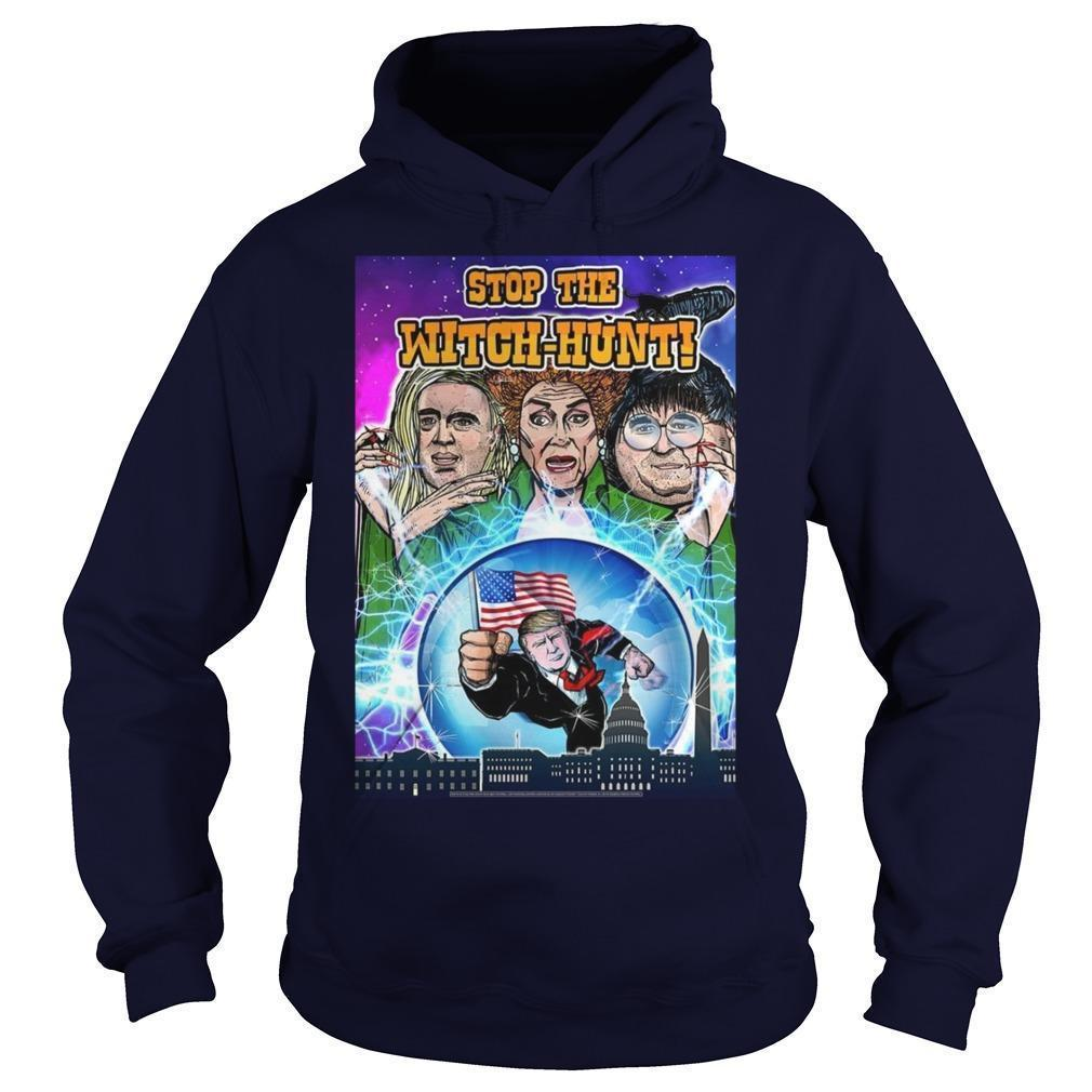 Stop The Witch Hunt T Hoodie