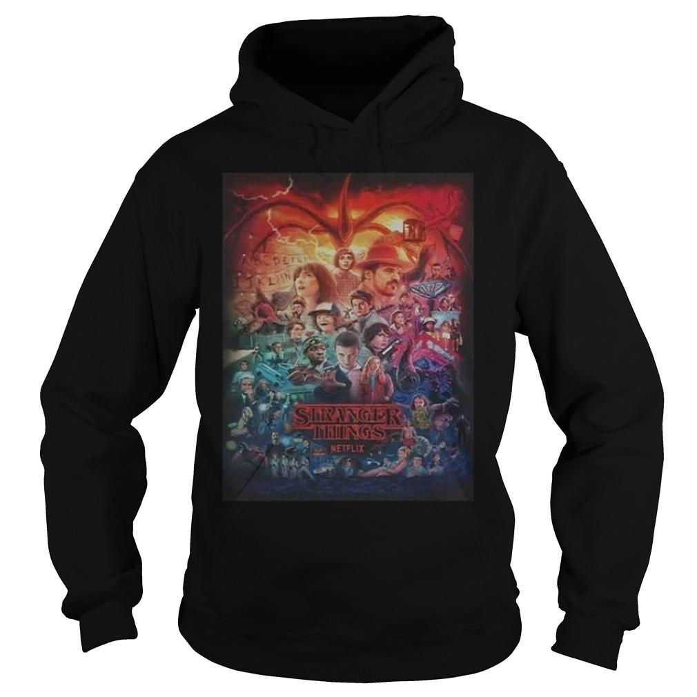Stranger Things Day T Hoodie