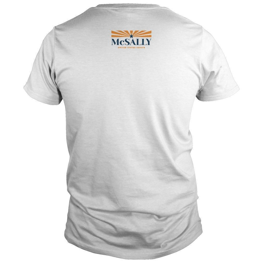Martha McSally You're A Liberal Hack Buddy Shirt