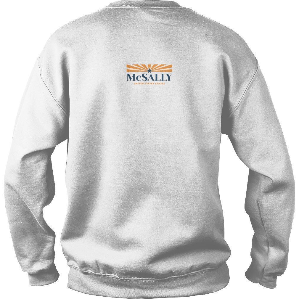 Martha McSally You're A Liberal Hack Buddy Sweater