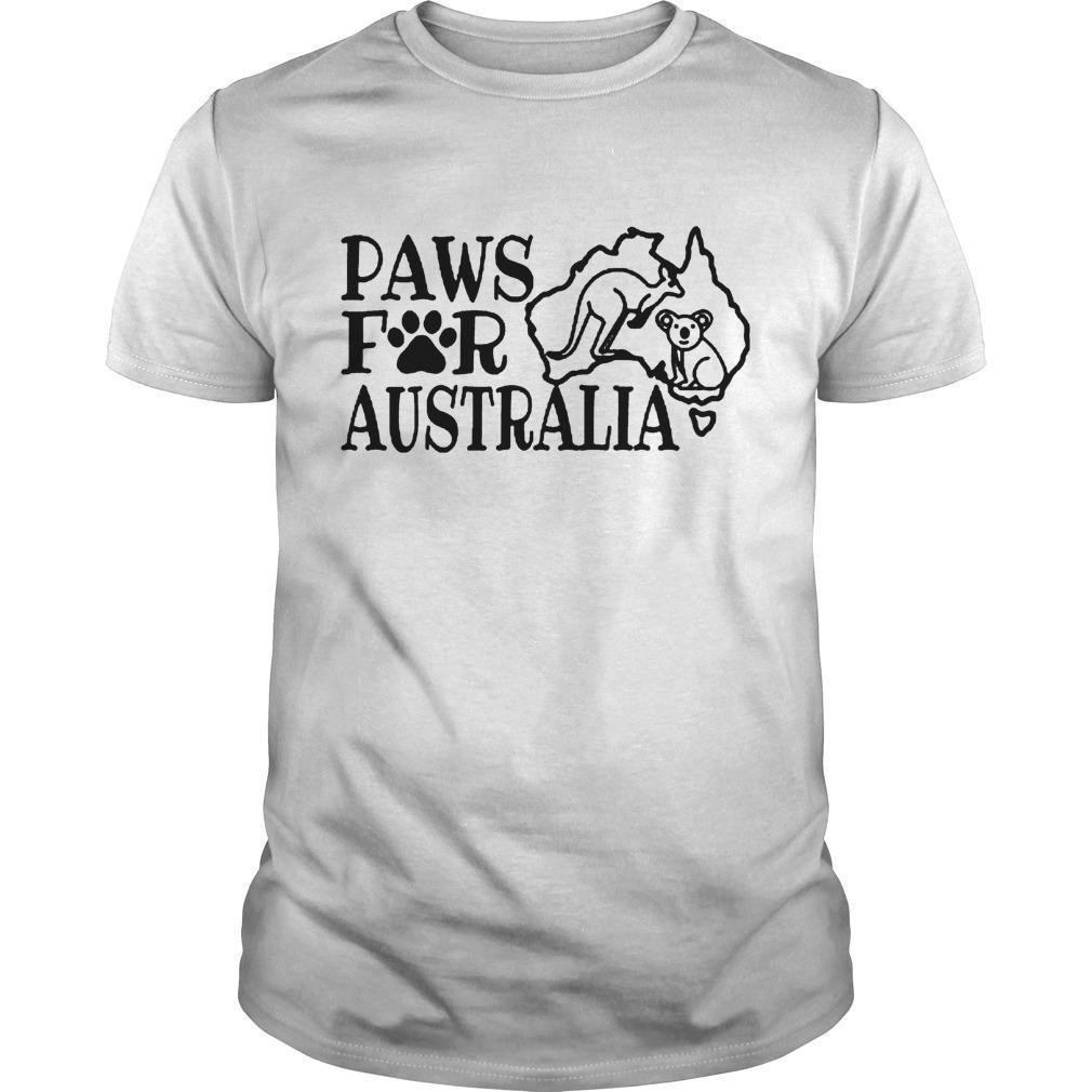 Paws For Australia Shirt