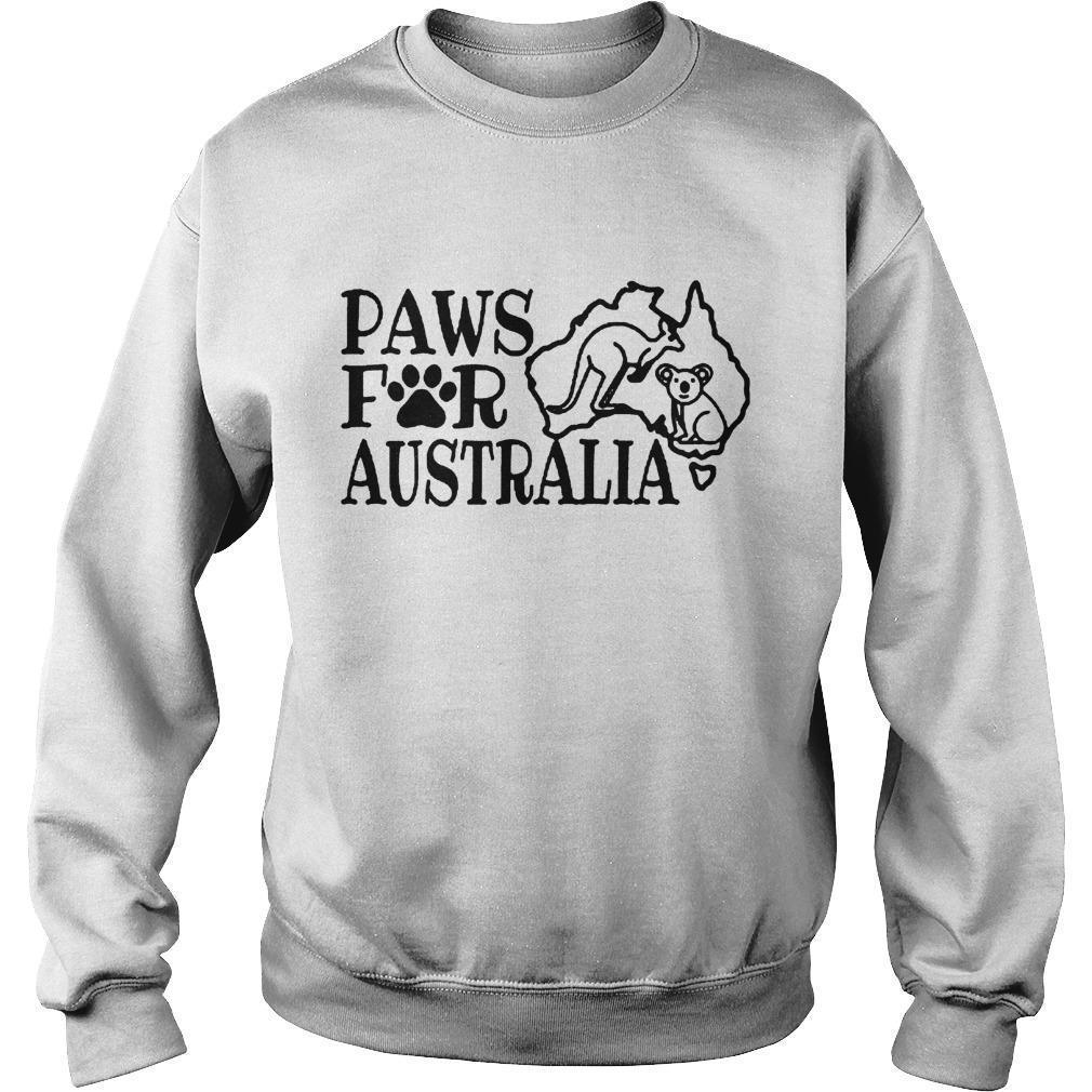 Paws For Australia Sweater