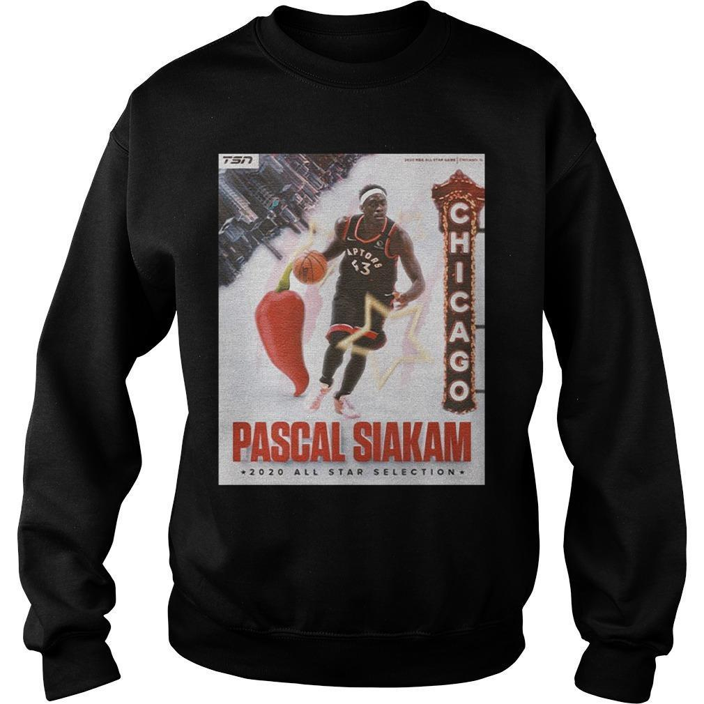 Too Spicy Nba Pascal Siakam All Star Selection Sweater