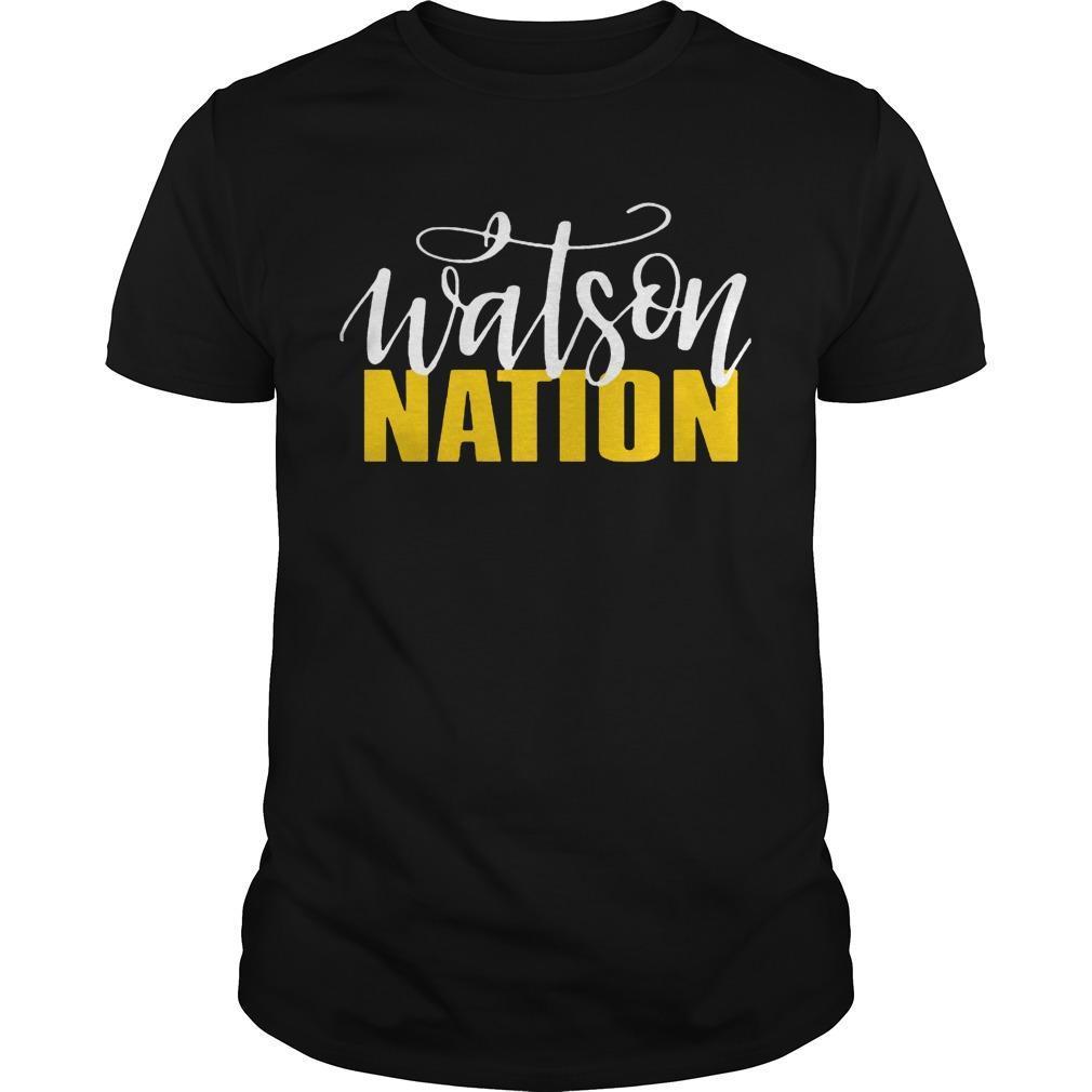 Watson Nation Shirt