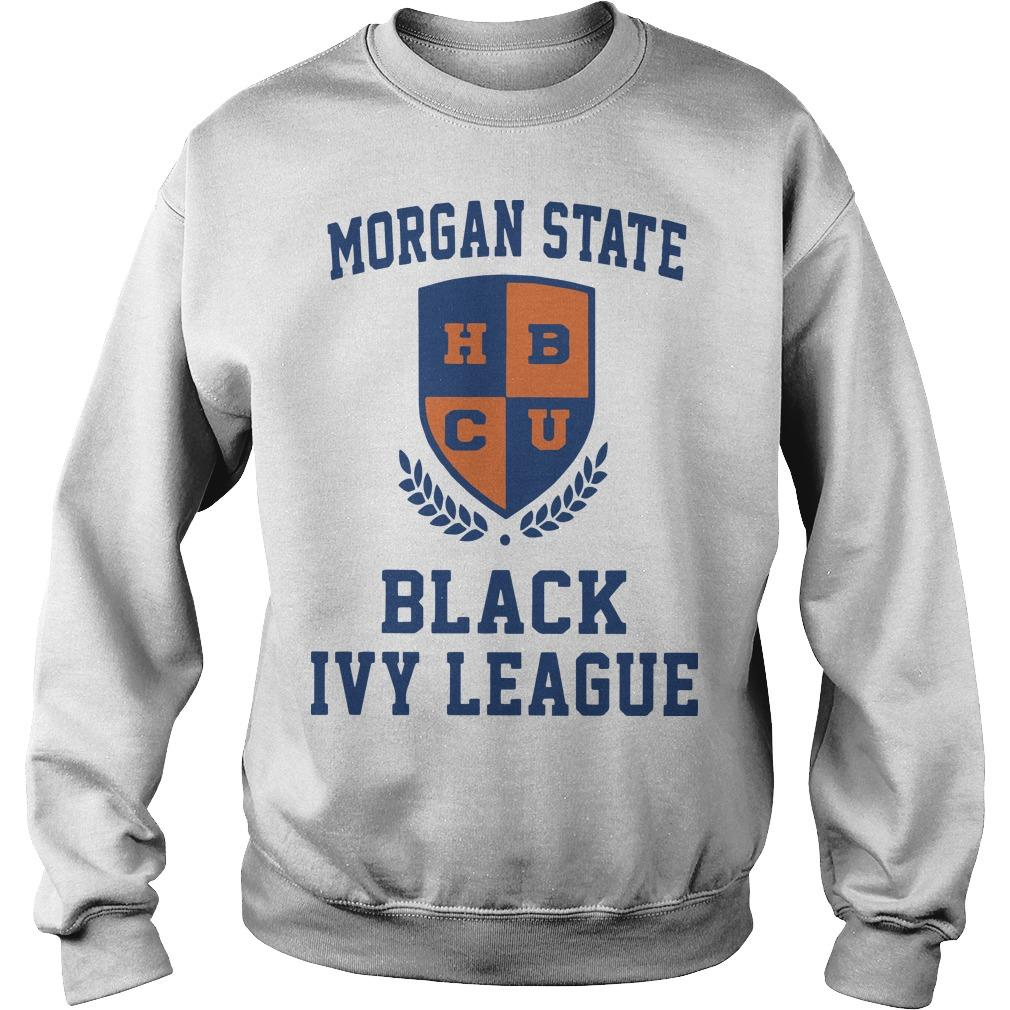 Morgan State Hbcu Black Ivy League Sweater