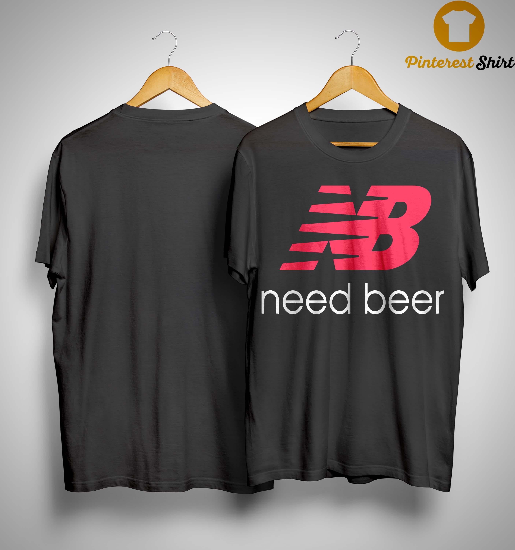 Sucio Inmundo etc.  Official] NB New Balance Need Beer Shirt, Sweater And Hoodie - Pinterest  Shirt