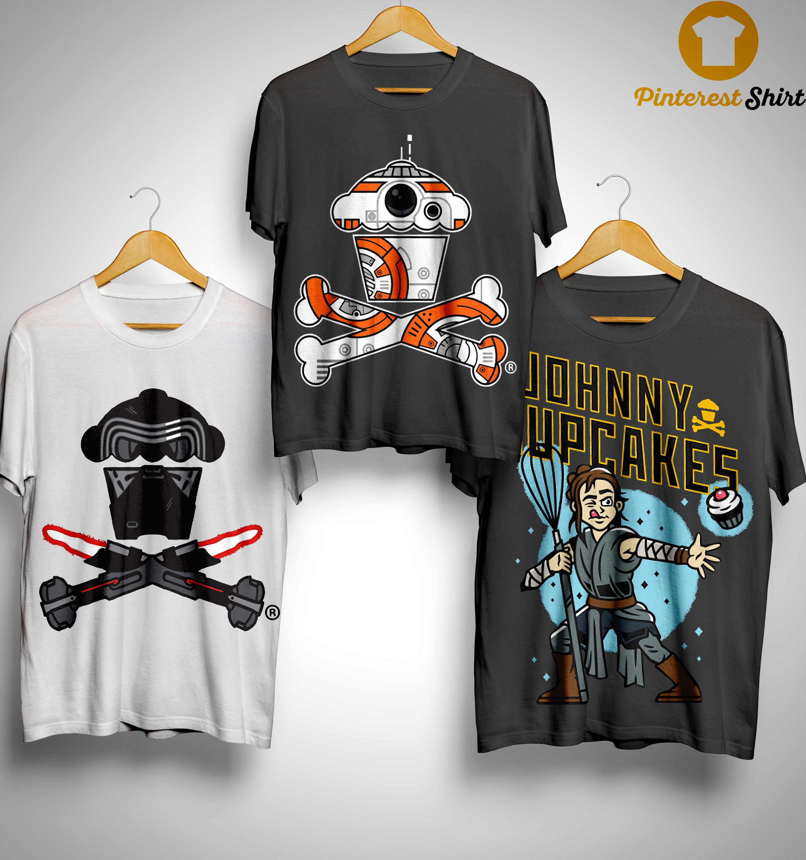 Johnny Cupcakes Star Wars The Rise Of Skywalker T Shirt Sweater And Hoodie Pinterest Shirt