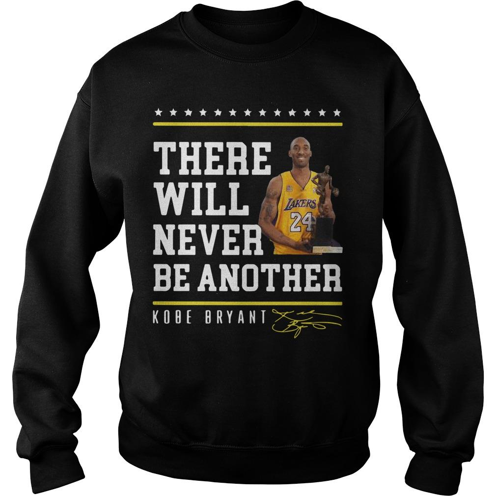 Kobe Bryant There Will Never Be Another Signature Sweater
