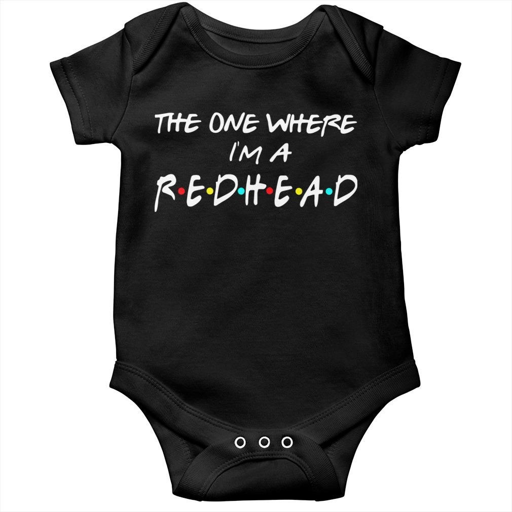The One Where I'm A Redhead Longsleeve
