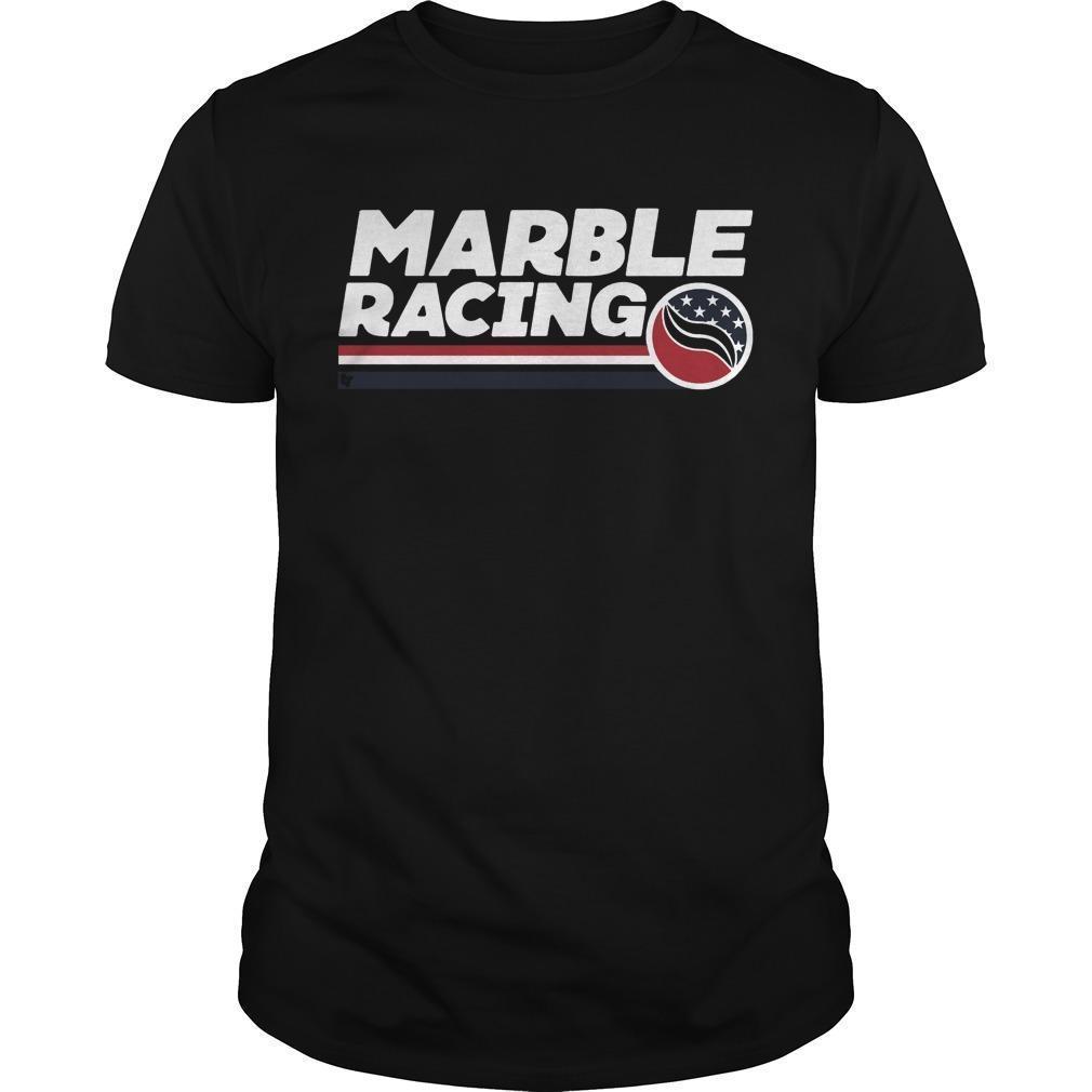 Marble Racing Shirt