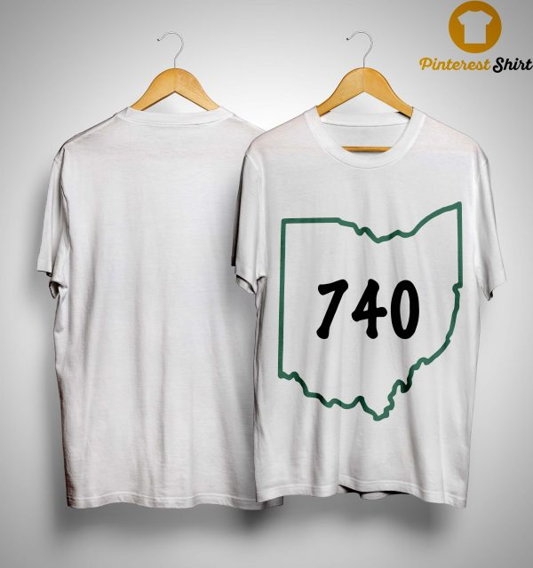 Joe Burrow 740 Ohio Shirt