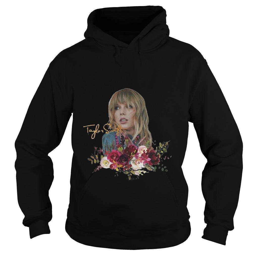 Just A Girl Who Loves Taylor Swift Hoodie