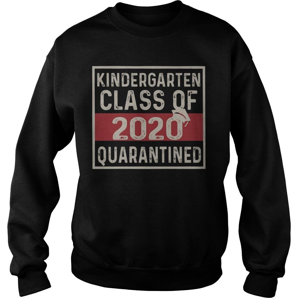 Kindergarten Class Of 2020 Quarantined Sweater