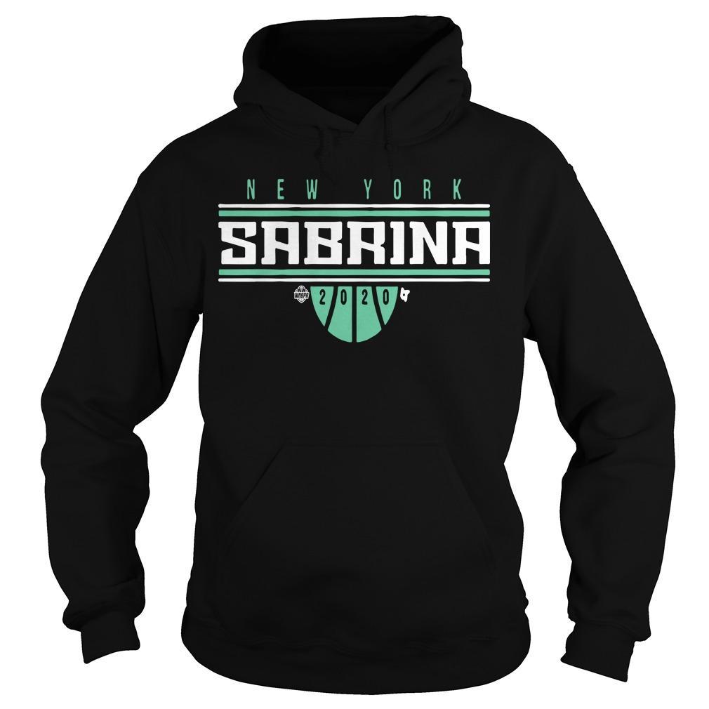 New York Sabrina 2020 Hoodie