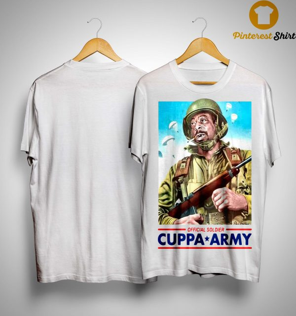 Official Soldier Cuppa Army Shirt