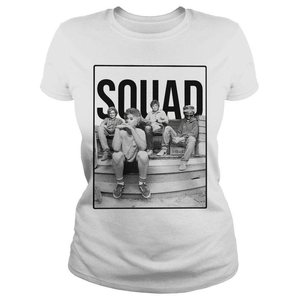 The Golden Girls Squad Longsleeve