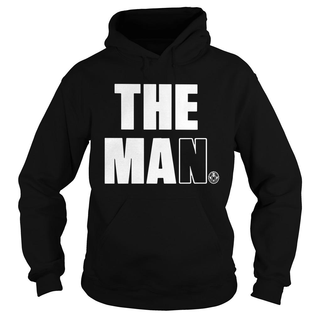 Becky Lynch Pregnant The Man Hoodie