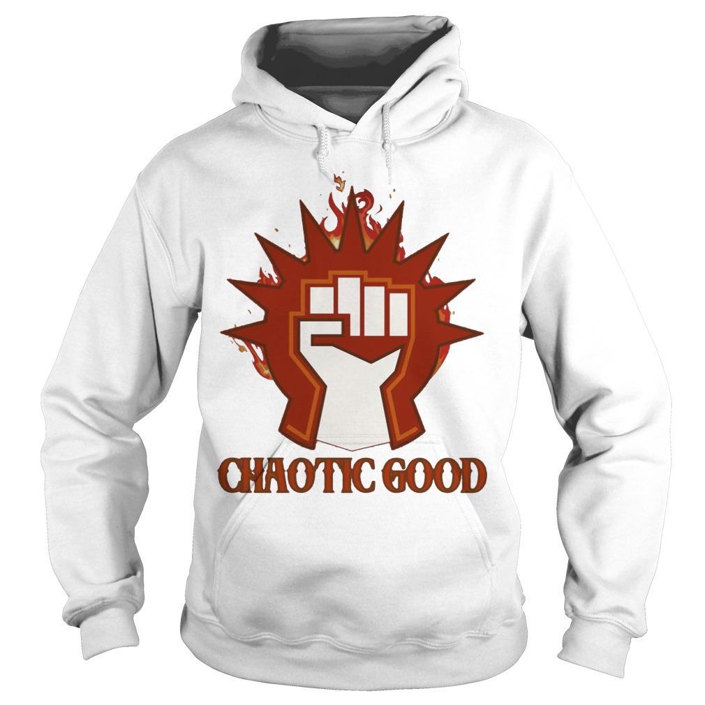 Boros Legion Chaotic Good Hoodie