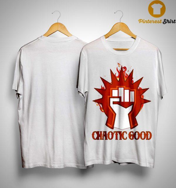 Boros Legion Chaotic Good Shirt