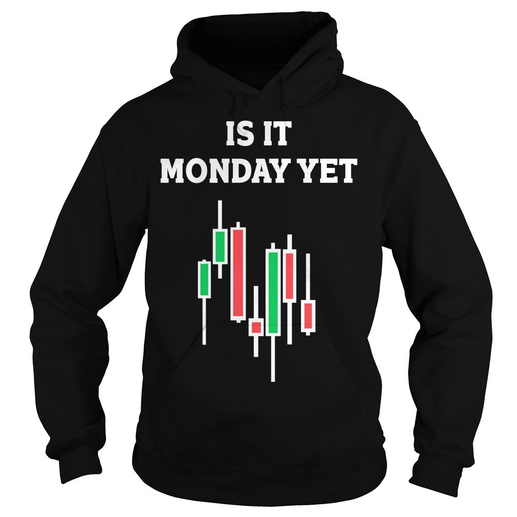 Is It Monday Yet Hoodie