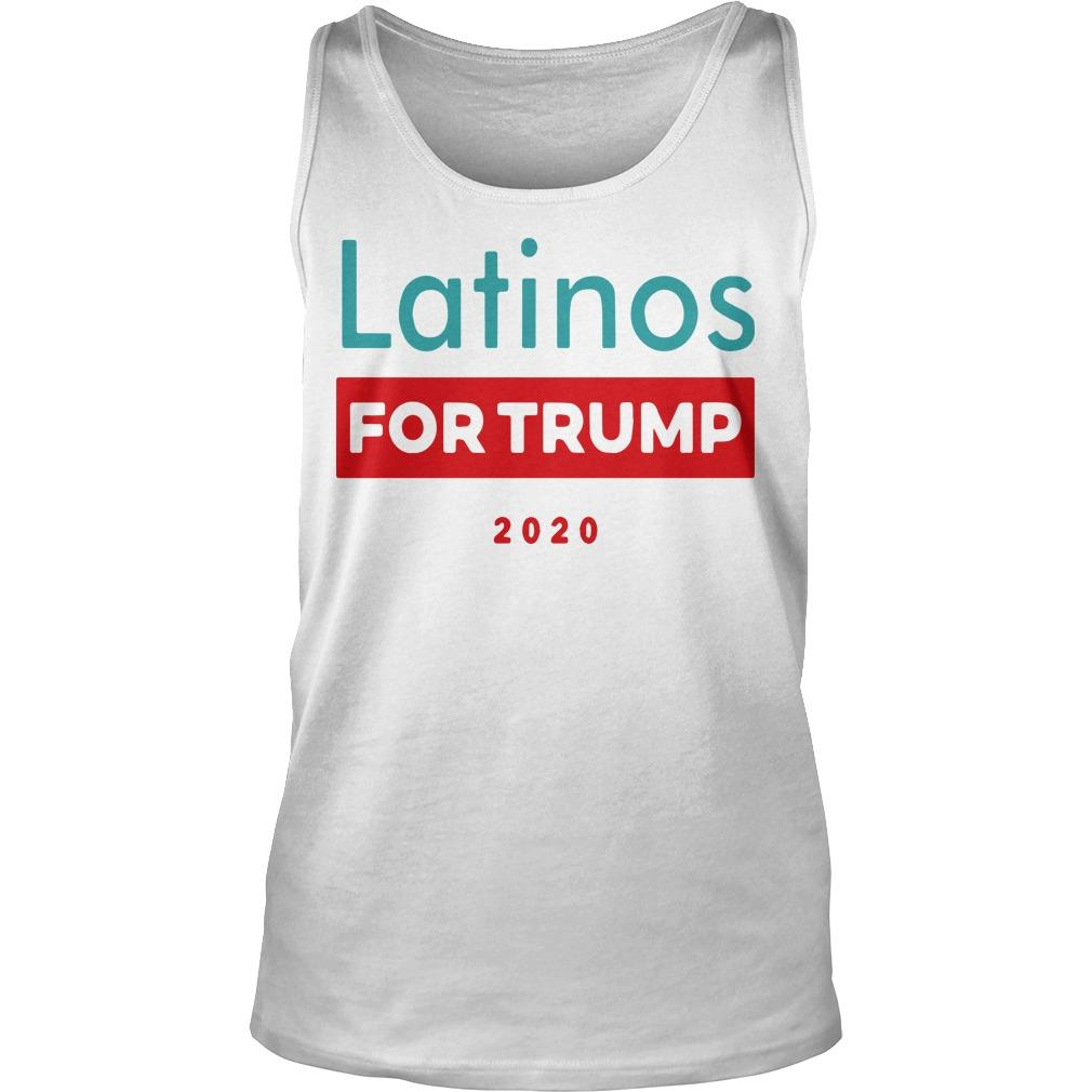 Latinos For Black Lives Tank Top